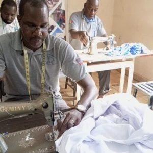 Surgical Gowns, Masks and More being produced in Africa