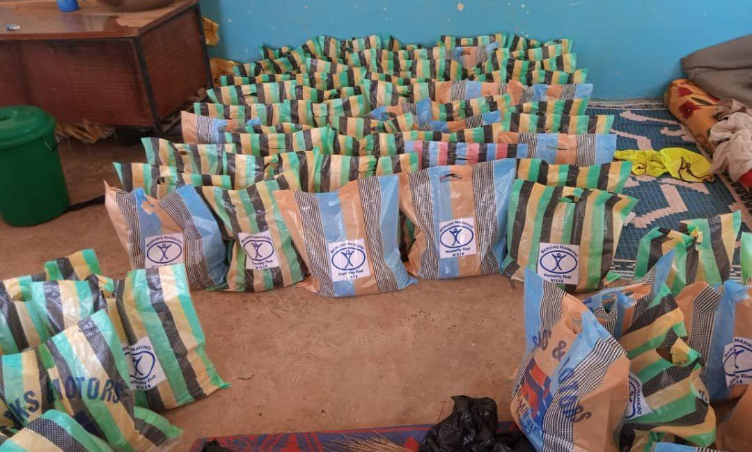 Niger Food Packs