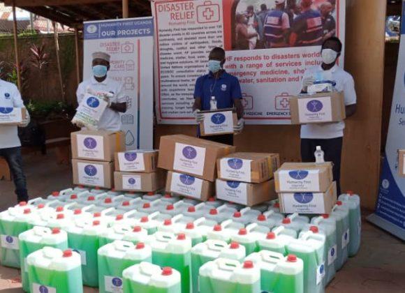 Uganda Team Responds to the President's Call for Help