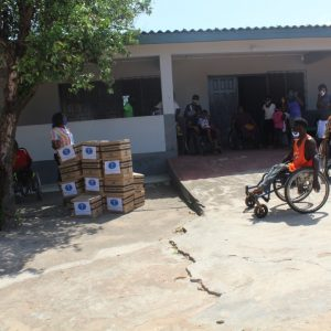Providing Relief for the Socially Disadvantaged