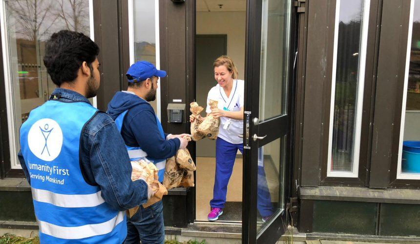 European Teams Help Medical Staff
