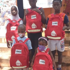 Donate a School Bag – Guinea Bissau