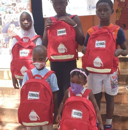 Donate a School Bag – Guinea Bissau