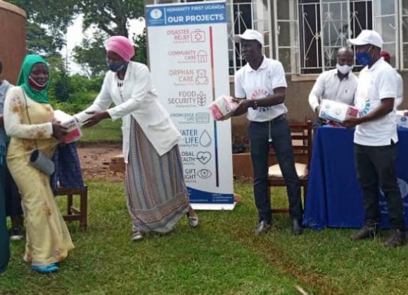 Mama Kit Distribution – Uganda
