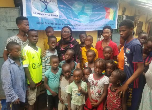 Food Provisions For Orphanage